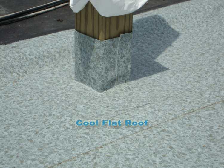 Roof Deck Ib Deck Shield A Beautiful Watertight