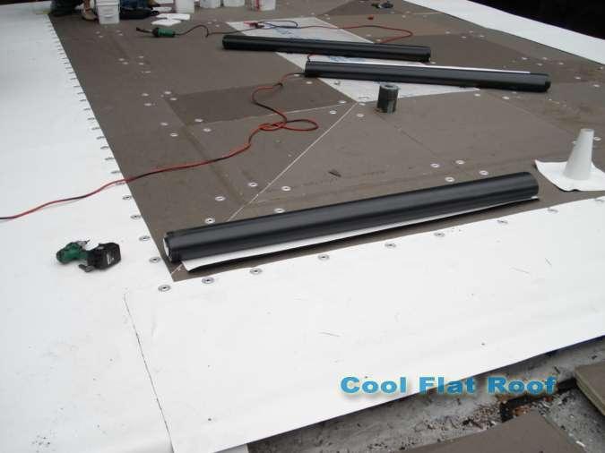 Cool Flat Roof