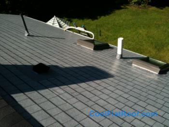 Portfolio Pvc Amp Metal Roofs In Ma Ct Amp Ri Cool Flat Roof