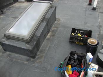 Portfolio Pvc Amp Metal Roofs In Ma Ct Amp Ri Cool Flat Roof