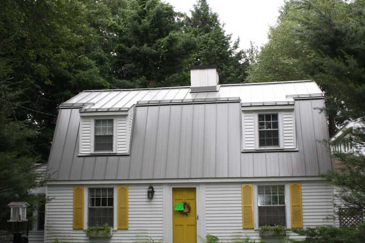 Metal Roofing Wayland Mass.